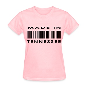 Made In Tennessee women - Women's T-Shirt