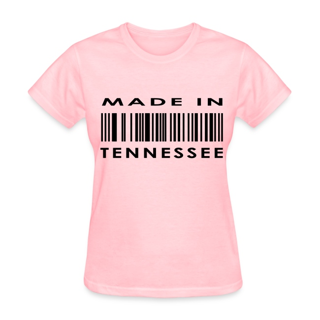Made In Tennessee women