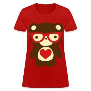 Love Bear women - Women's T-Shirt
