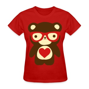 Love Bear women - Women's T-Shirt