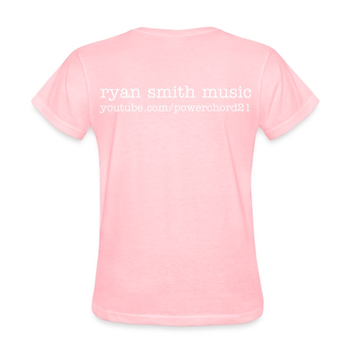 Women's Ryan Smith Music T-Shirt - Women's T-Shirt