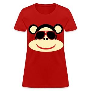 Cool Monkey women - Women's T-Shirt