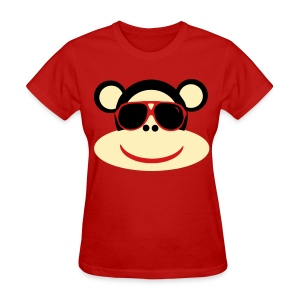 Cool Monkey women - Women's T-Shirt