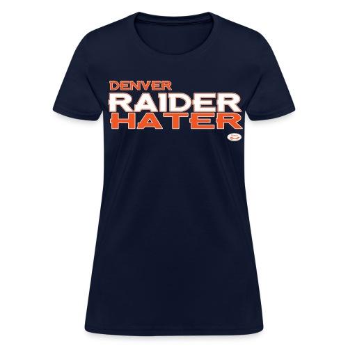 Raider Hater Woman - Women's T-Shirt