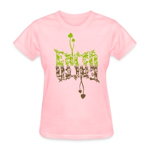 Earth & Shrooms women - Women's T-Shirt