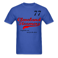 T-Shirts ~ Men's T-Shirt ~ Cleveland Steamers