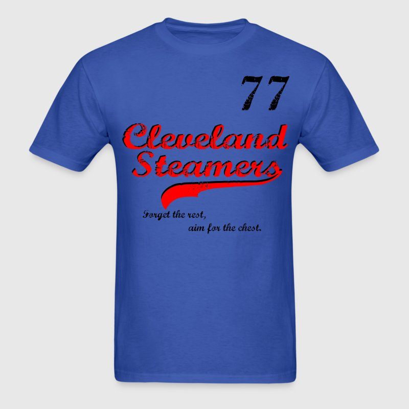 Cleveland Steamers - Men's T-Shirt
