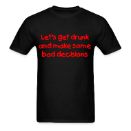 T-Shirts ~ Men's T-Shirt ~ Liquid Courage