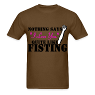T-Shirts ~ Men's T-Shirt ~ Nothing Says It Quite The Same