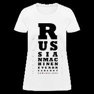 Women's T-Shirts ~ Women's T-Shirt ~ RMNB Eye Exam Ladies T-Shirt