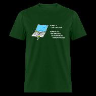 T-Shirts ~ Men's T-Shirt ~ Computer Overlords