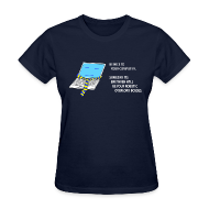 T-Shirts ~ Women's T-Shirt ~ Computer Overlords (Ladies)