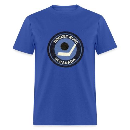 Hockey Nuge in Canada - Men's T-Shirt