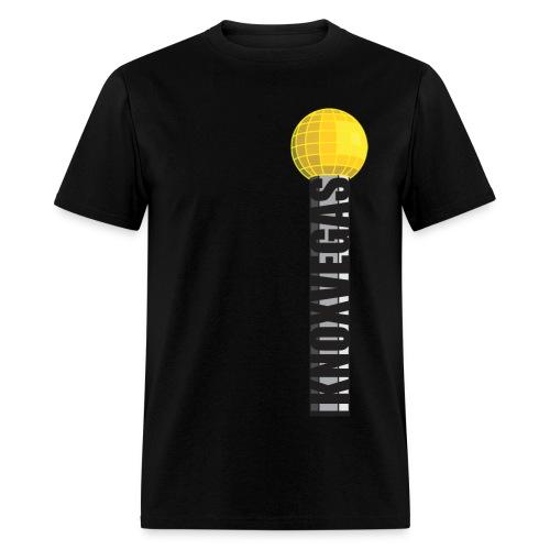 knoxvegas v2 - Men's T-Shirt