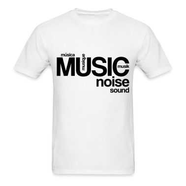 Music Noise Sound T-Shirts