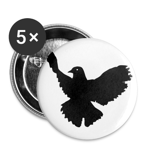 Buttons - Buttons small 1'' (5-pack)