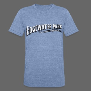 Old Edgewater Park - Unisex Tri-Blend T-Shirt by American Apparel