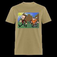 T-Shirts ~ Men's T-Shirt ~ Mens Tee: Adventure!