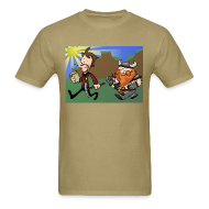 T-Shirts ~ Men's T-Shirt ~ Mens Tee: Adventure!