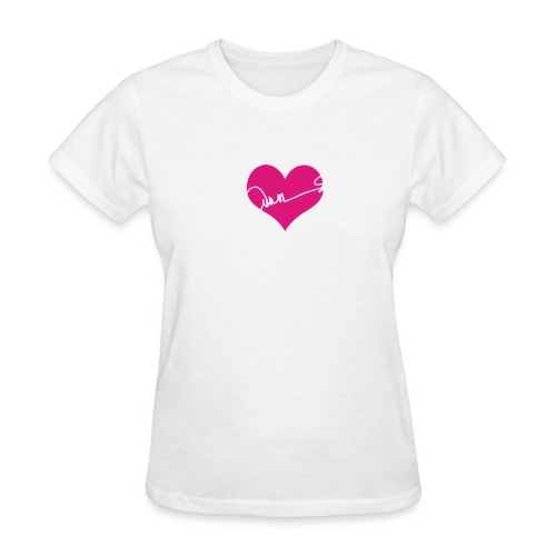 Spade Love for Ladies! - Women's T-Shirt