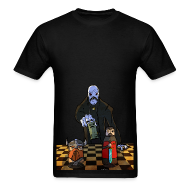 T-Shirts ~ Men's T-Shirt ~ Mens Tee: Chess