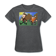 T-Shirts ~ Women's T-Shirt ~ Ladies Tee: Adventure!