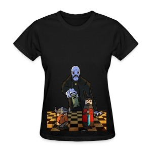 Ladies Tee: Chess - Women's T-Shirt