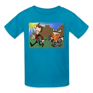 Kids Tee: Adventure! - Kids' T-Shirt