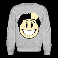 Long Sleeve Shirts ~ Crewneck Sweatshirt ~ Khalifa