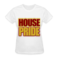Women's T-Shirts ~ Women's T-Shirt ~ House Pride Gyrffindor WOMENS