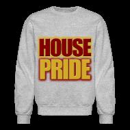 Long Sleeve Shirts ~ Men's Crewneck Sweatshirt ~ House Pride Gryffindor SWEATER