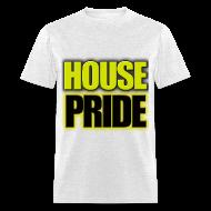 T-Shirts ~ Men's T-Shirt ~ House Pride Hufflepuff MENS