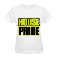 T-Shirts ~ Women's T-Shirt ~ House Pride Hufflepuff WOMENS