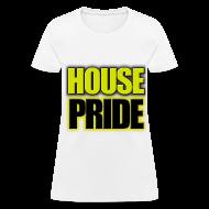 Women's T-Shirts ~ Women's T-Shirt ~ House Pride Hufflepuff WOMENS