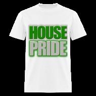 T-Shirts ~ Men's T-Shirt ~ House Pride Slytherin MENS