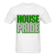 T-Shirts ~ Men's T-Shirt ~ House Pride Slytherin MENS