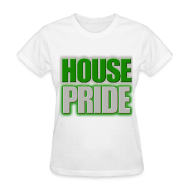 T-Shirts ~ Women's T-Shirt ~ House Pride Slytherin WOMENS