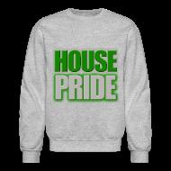 Long Sleeve Shirts ~ Men's Crewneck Sweatshirt ~ House Pride Slytherin SWEATER