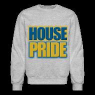 Long Sleeve Shirts ~ Men's Crewneck Sweatshirt ~ House Pride Ravenclaw SWEATER