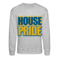 Long Sleeve Shirts ~ Crewneck Sweatshirt ~ House Pride Ravenclaw SWEATER