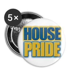 House Pride Ravenclaw - Small Buttons