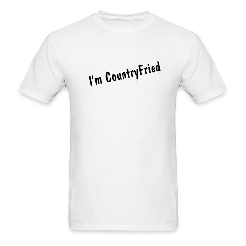I'm Country Fried - Men's T-Shirt