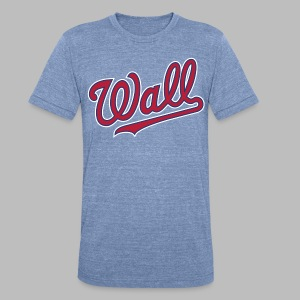 Great Wall of DC - John Wall - Unisex Tri-Blend T-Shirt by American Apparel