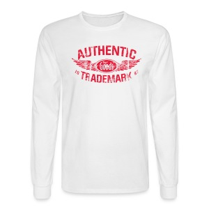 AT Wings Longsleeve - The Goods Brand - Men's Long Sleeve T-Shirt