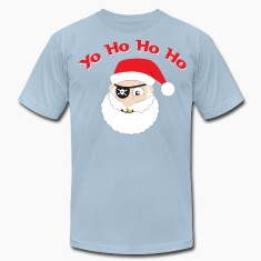 Pirate Santa, Yo Ho Ho Ho T-shirt