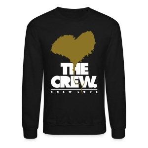 Crew Love - They Loving The Crew - Crewneck Sweatshirt