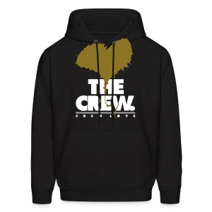 Crew Love - They Loving The Crew - Men's Hoodie