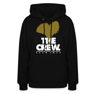 Crew Love - They Loving The Crew - Women's Hoodie