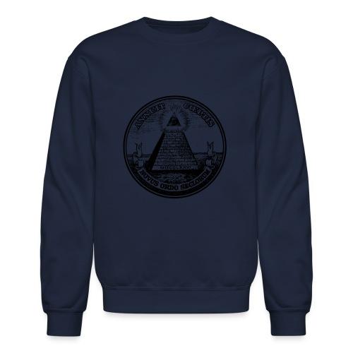 all seeing eye sweatshirt - Crewneck Sweatshirt