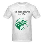 T-Shirts ~ Men's T-Shirt ~ Clawed For Life